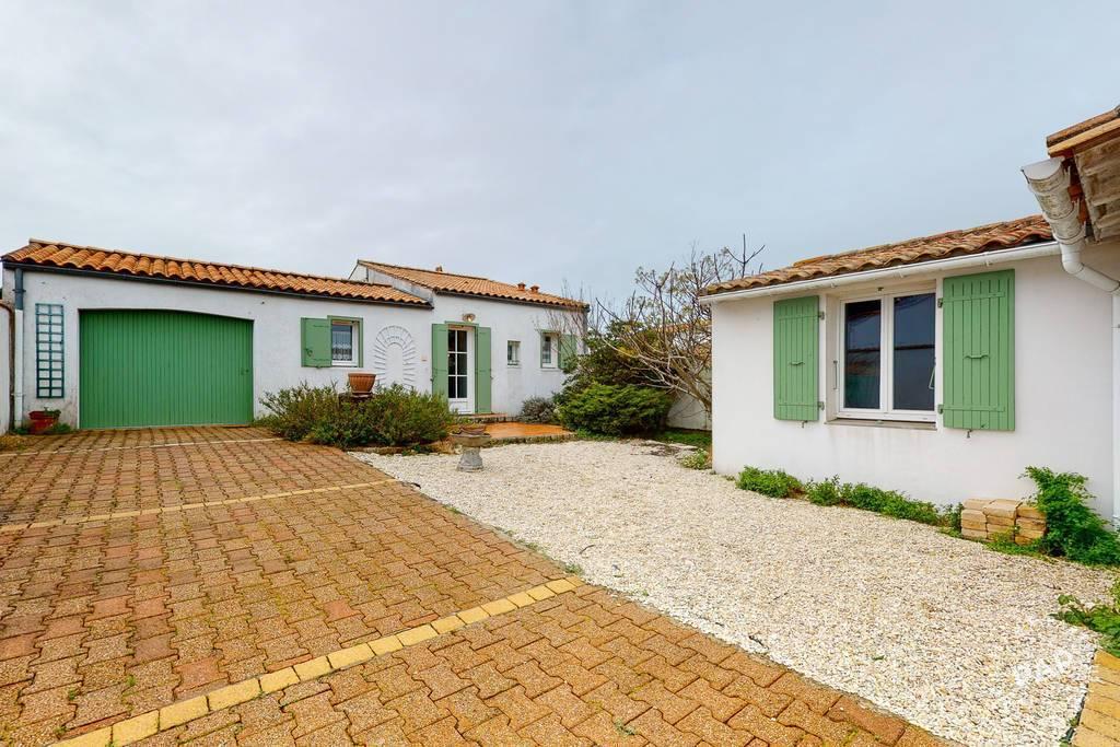 Vente Maison La Flotte (17630) 90m² 800.000€