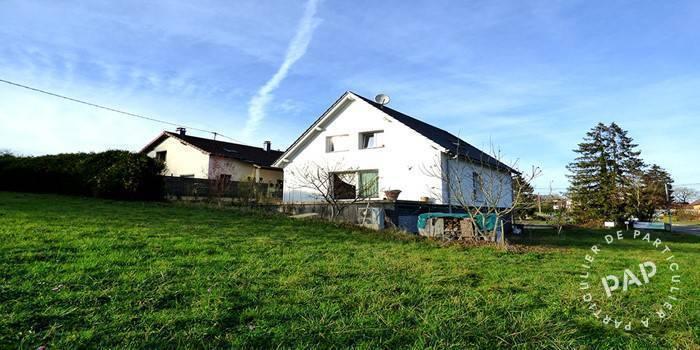 Vente maison 6 pièces Aspach (68130)