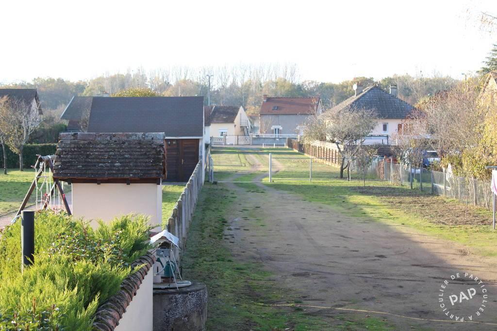 Vente Terrain Dompierre-Sur-Besbre 1.017m² 25.000€