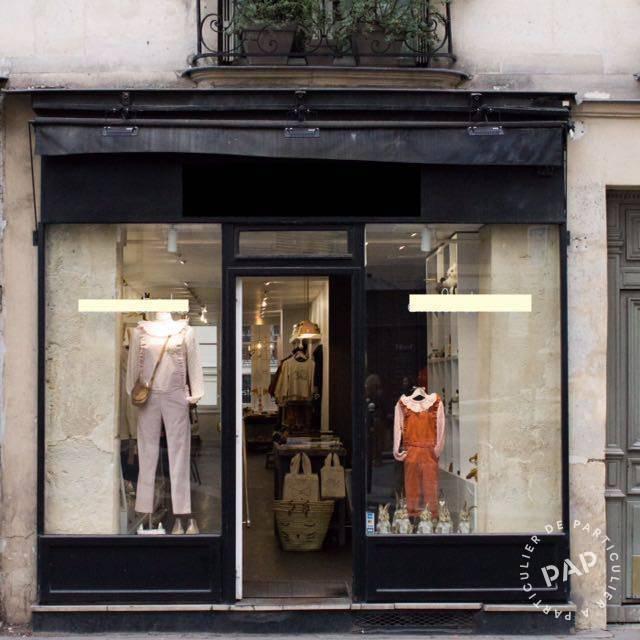 Vente et location Local commercial Paris 1Er (75001) 54m² 150.000€