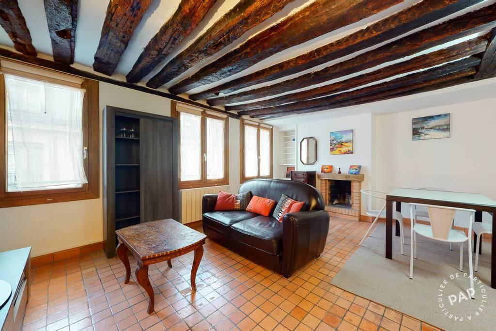 Vente Appartement Paris 5E (75005) 40m² 535.000€