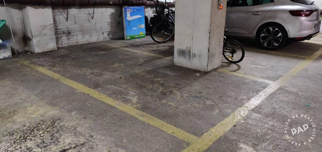 Vente Garage, parking Paris 15E, Proche Parc G.brassens  17.900€