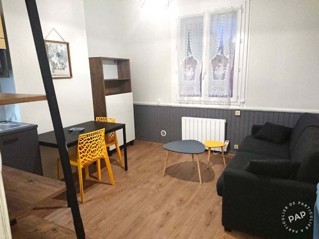 Location appartement studio Le Havre (76)
