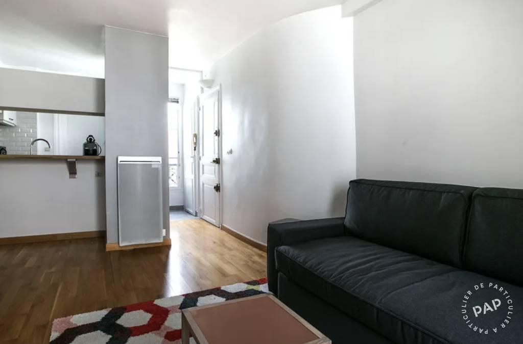 Location Appartement Paris 3E (75003) 23m² 1.050€