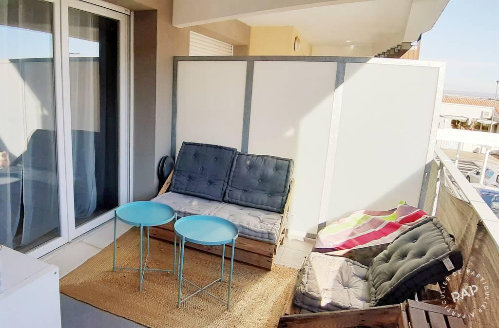 Vente Appartement Châteauneuf-Les-Martigues (13220) 40m² 179.000€