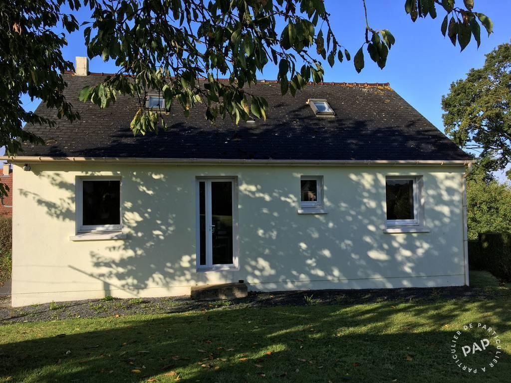Vente maison 6 pièces Sainte-Suzanne-sur-Vire (50750)