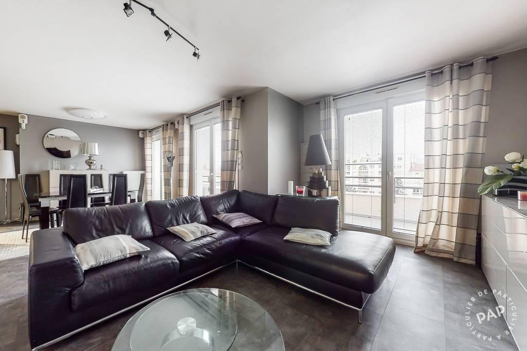 Vente appartement 5 pièces Lyon 7e