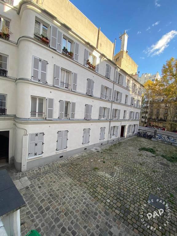 Vente Appartement Paris 20E (75020) 47m² 485.000€