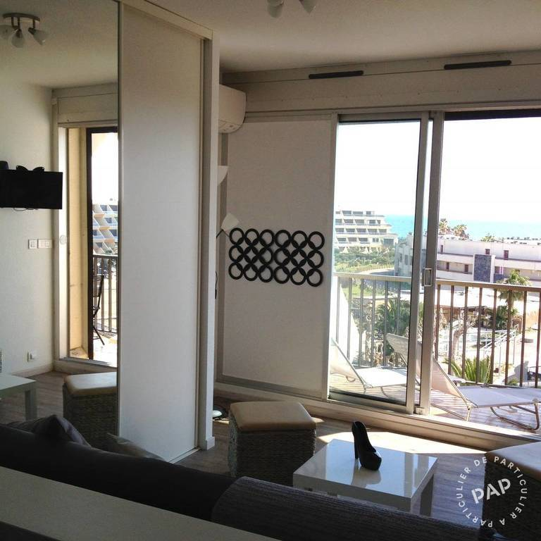 Vente appartement studio Agde (34300)