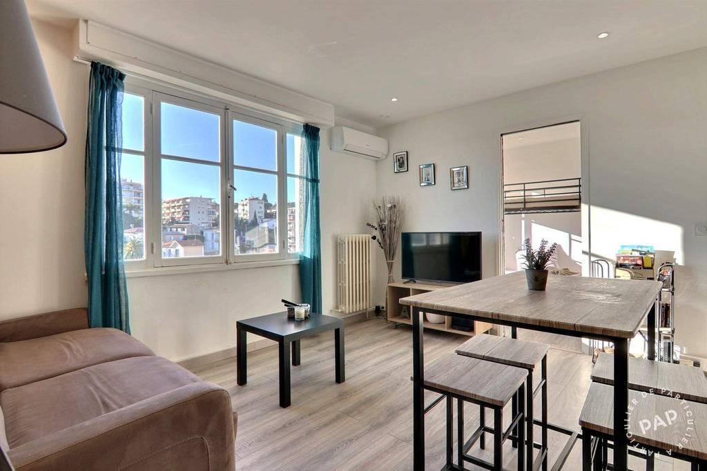 Vente appartement 2 pièces Cannes (06)