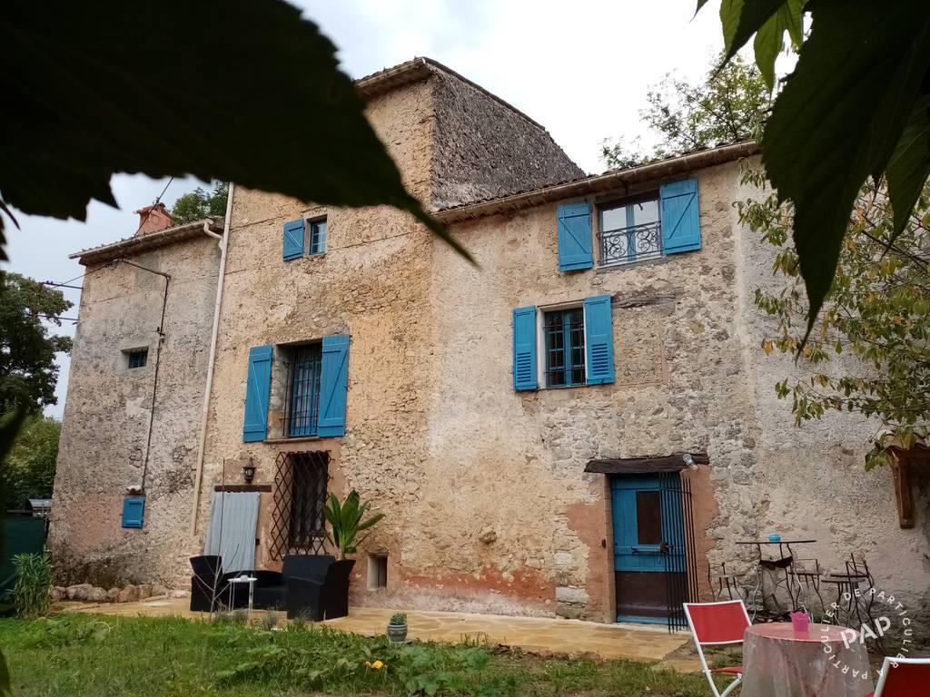 Vente maison 14 pièces Roquefort-les-Pins (06330)