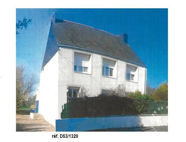 Vente maison 6 pièces Vannes (56000)