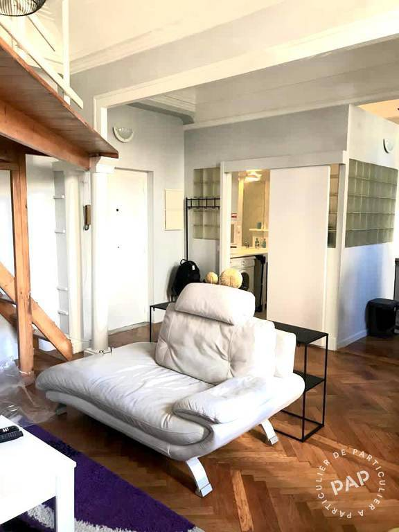 Location Appartement Nice (06100) 34m² 650€