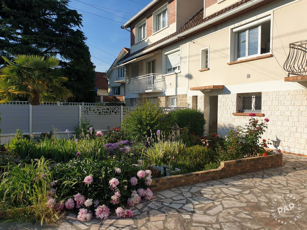 Location immobilier 550€ Noisy-Le-Grand (93160)