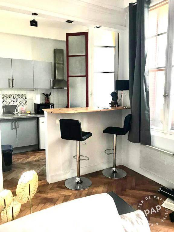 Location immobilier 650€ Nice (06100)