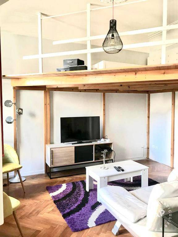 Appartement 650€ 34m² Nice (06100)