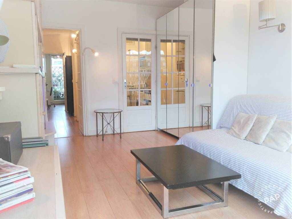 Immobilier Paris 16E (75016) 570.000€ 37m²