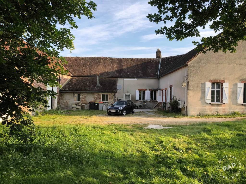 Immobilier Paroy (77520) 255.000€ 121m²