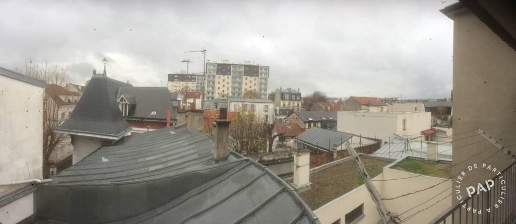 Vente appartement studio Saint-Denis (93)