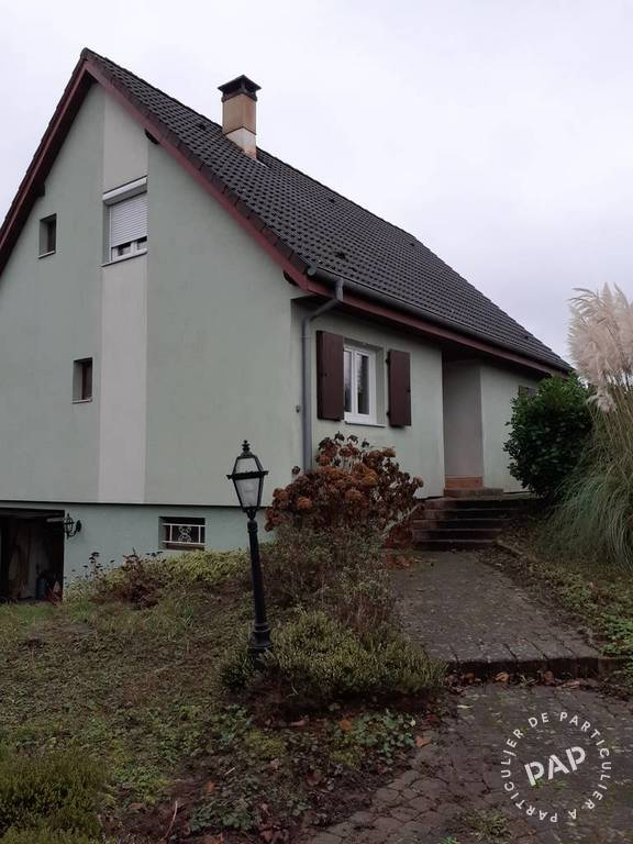 Vente maison 6 pièces Schweighouse-Thann (68520)