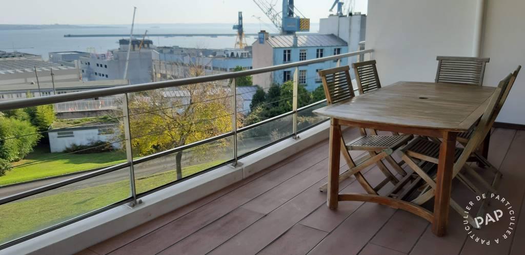 Vente appartement 4 pièces Brest (29200)