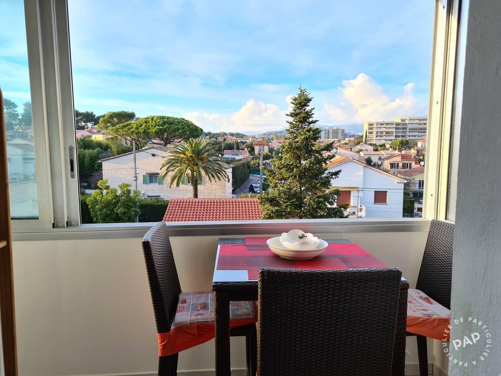 Vente appartement 4 pièces Le Cannet (06110)