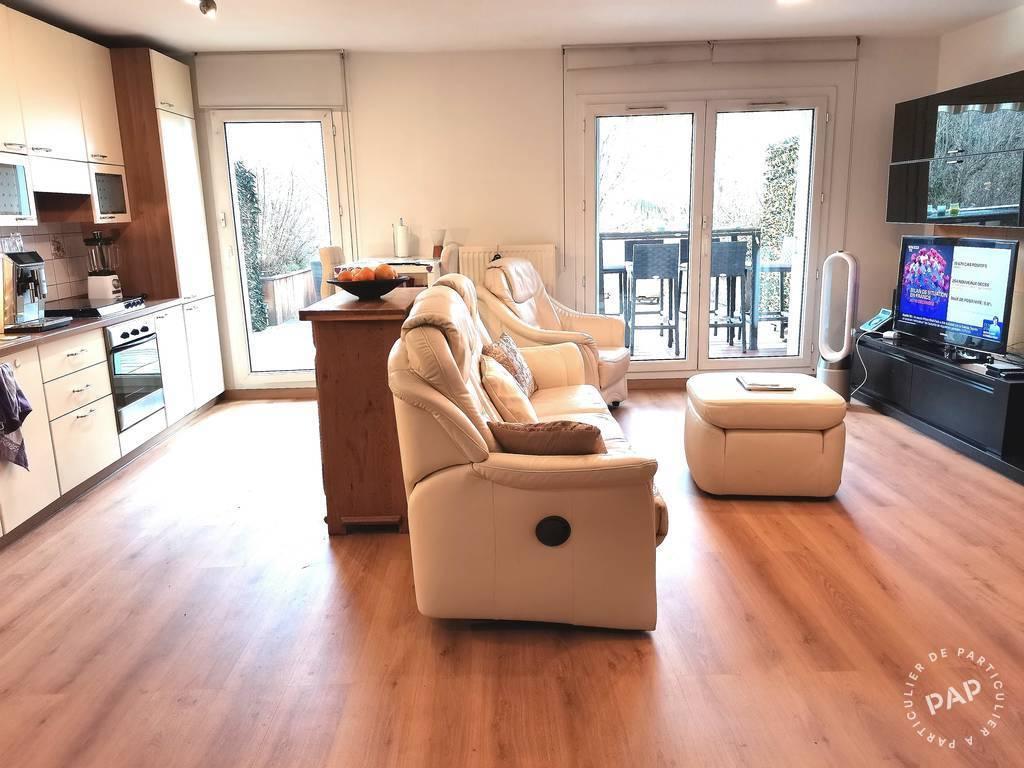 Appartement Gières (38610) 220.000€