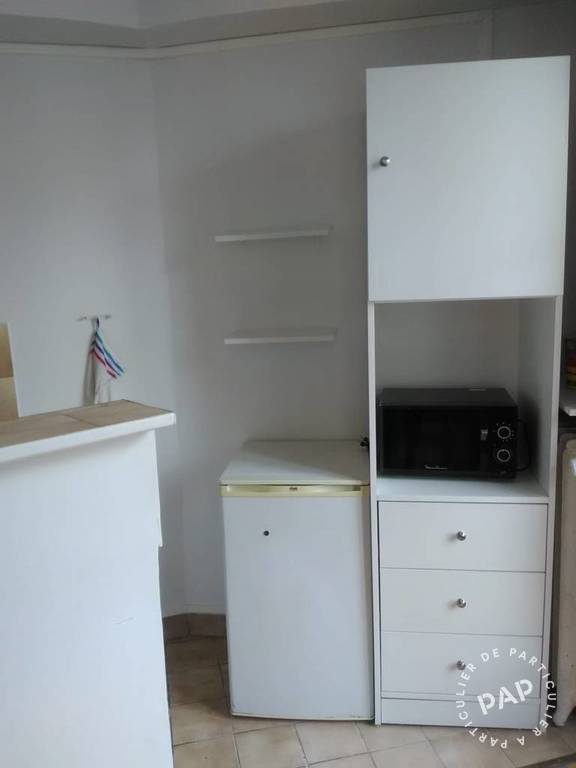 Location Appartement 21 m²