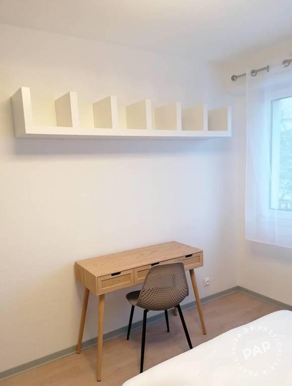 Appartement 500€ 13m² Saint-Louis (68300)