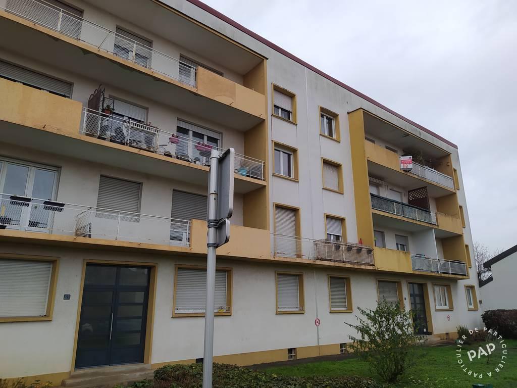 Vente appartement 3 pièces Montigny-lès-Metz (57950)