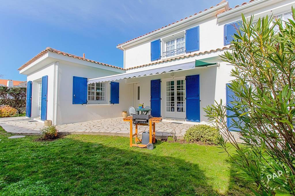 Vente maison 8 pièces Saint-Hilaire-de-Riez (85270)
