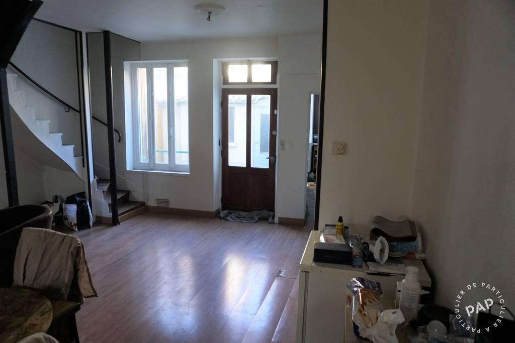 Vente maison 3 pièces Cosne-Cours-sur-Loire (58200)
