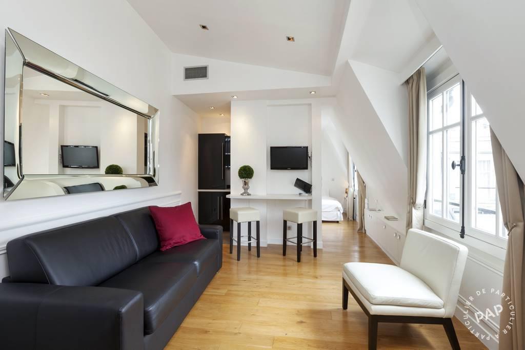 Location Appartement Paris 1Er (75001) 30m² 2.500€
