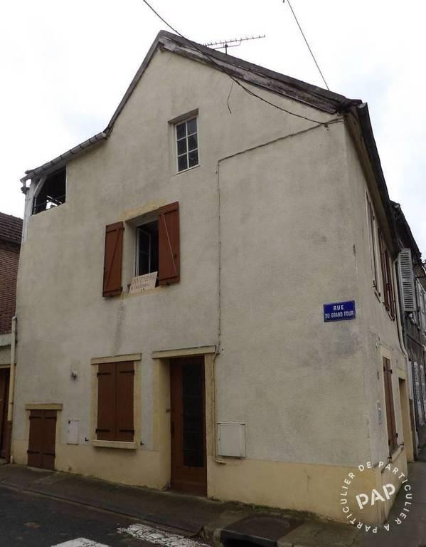 Vente maison 5 pièces Villeneuve-sur-Yonne (89500)