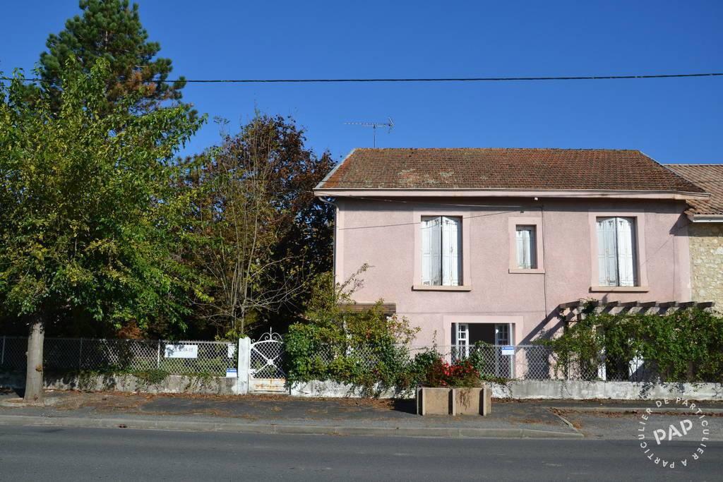 Vente maison 10 pièces Saint-Antoine-de-Breuilh (24230)