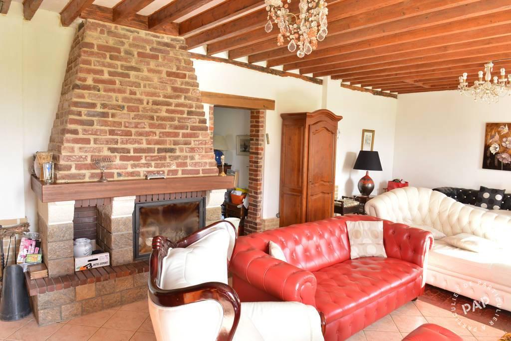 Vente Maison La Goulafrière (27390) 300m² 475.000€