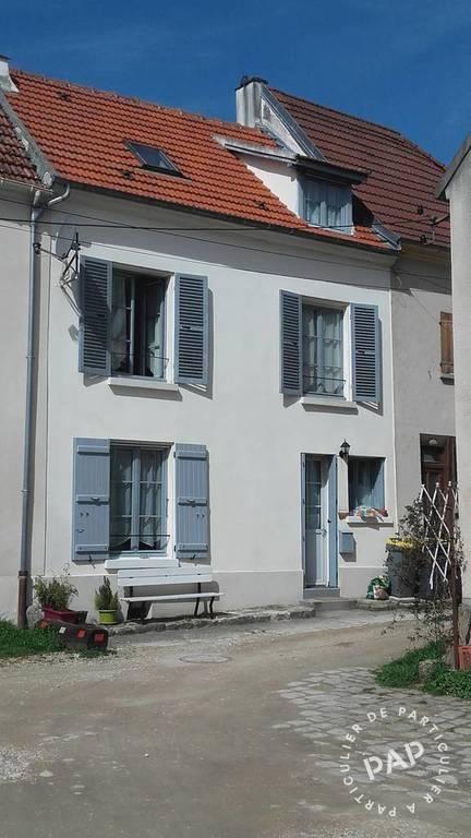 Vente maison 5 pièces Crouy-sur-Ourcq (77840)