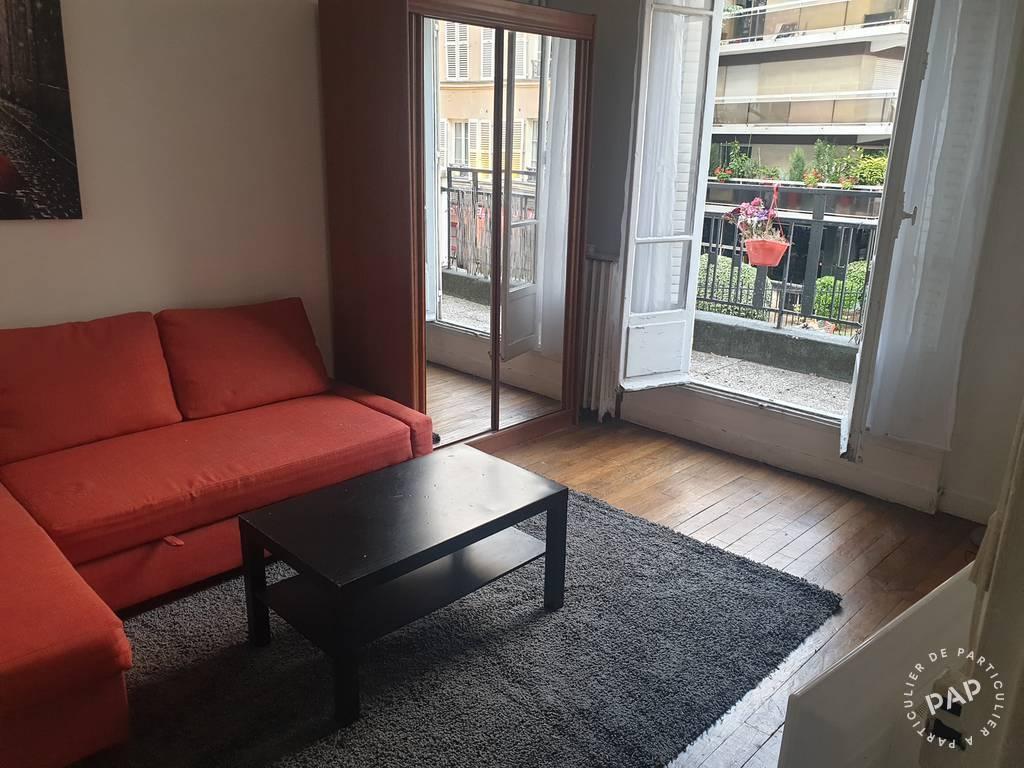 Location Appartement Boulogne-Billancourt (92100) 37m² 1.090€