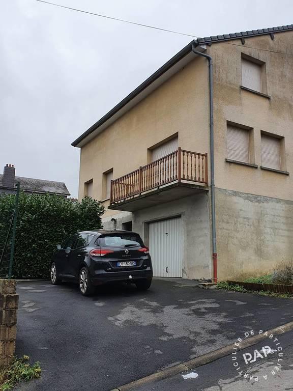 Vente maison 7 pièces Nouzonville (08700)