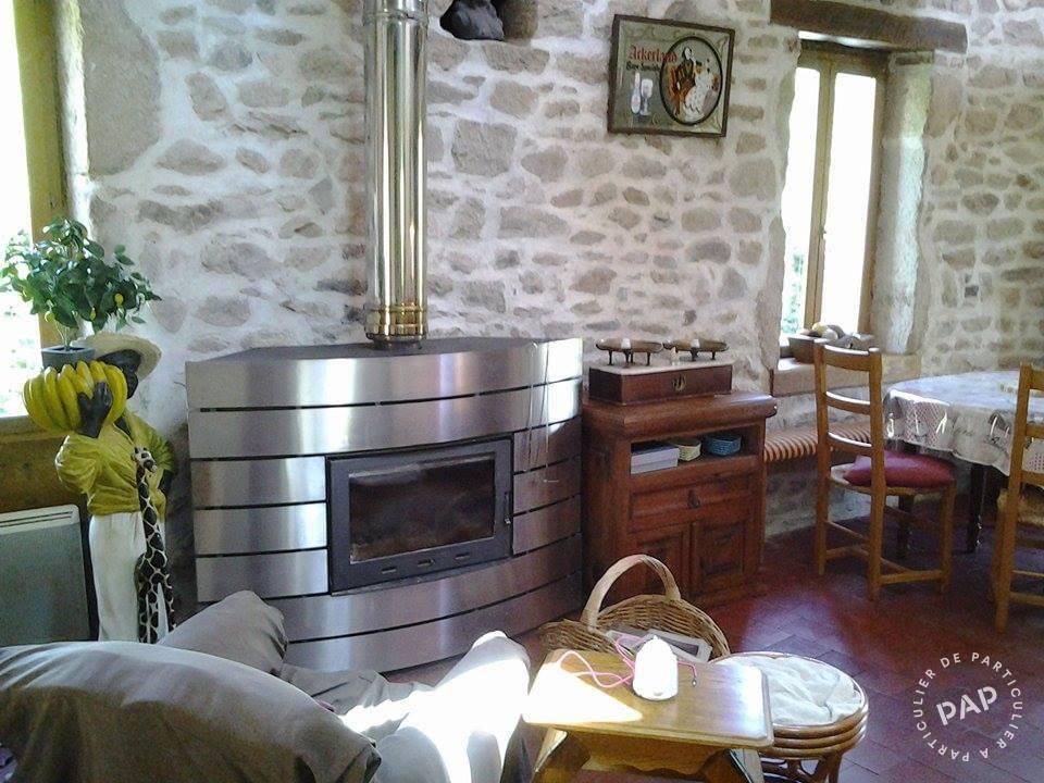 Vente Maison Saint-Sernin-Du-Bois (71200) 136m² 130.000€