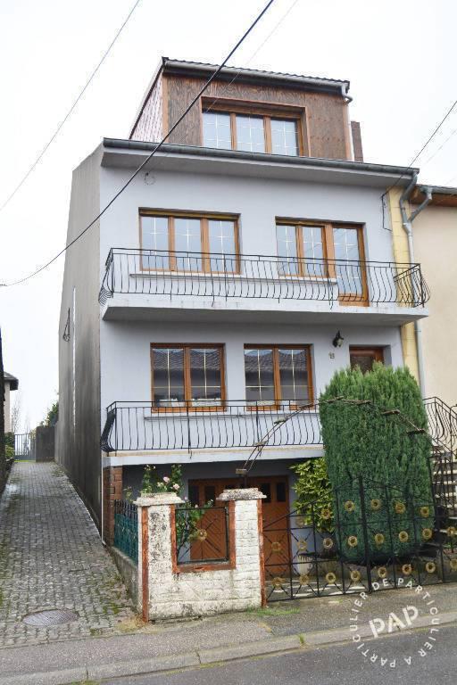 Vente maison 8 pièces Flétrange (57690)