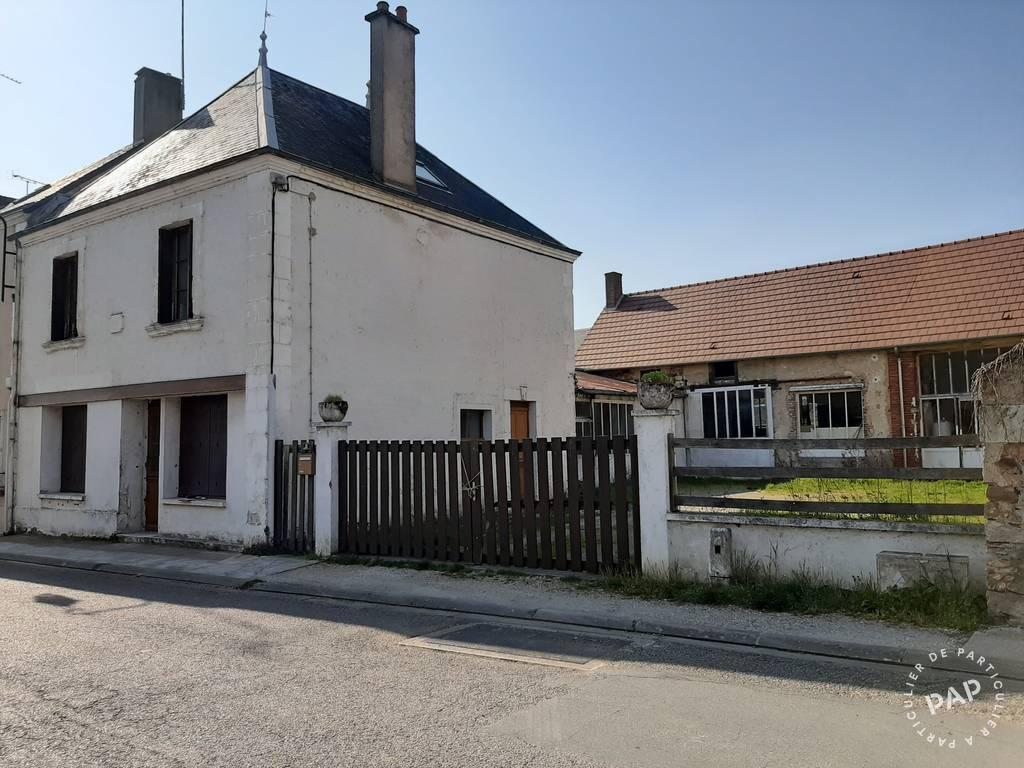 Vente maison 5 pièces Graçay (18310)