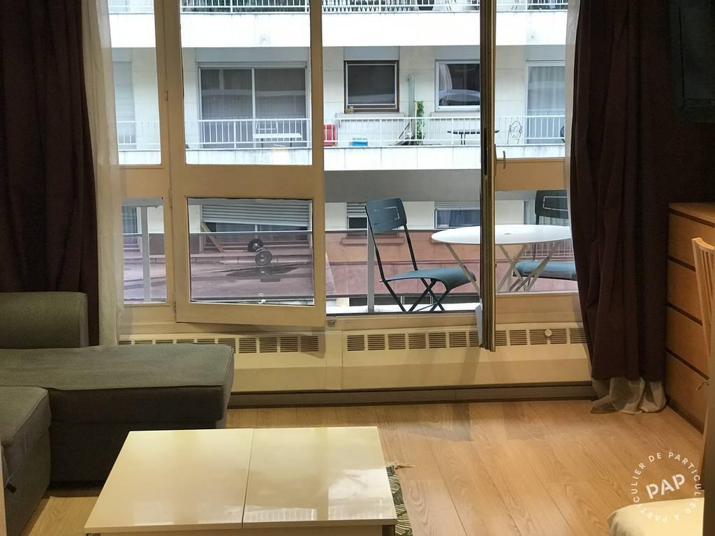 Location Appartement Paris 15E (75015) 28m² 1.100€