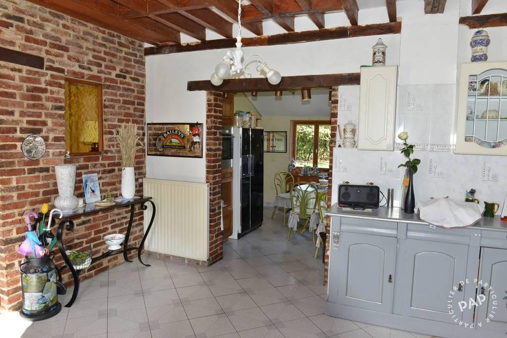 Vente Maison La Goulafrière (27390)