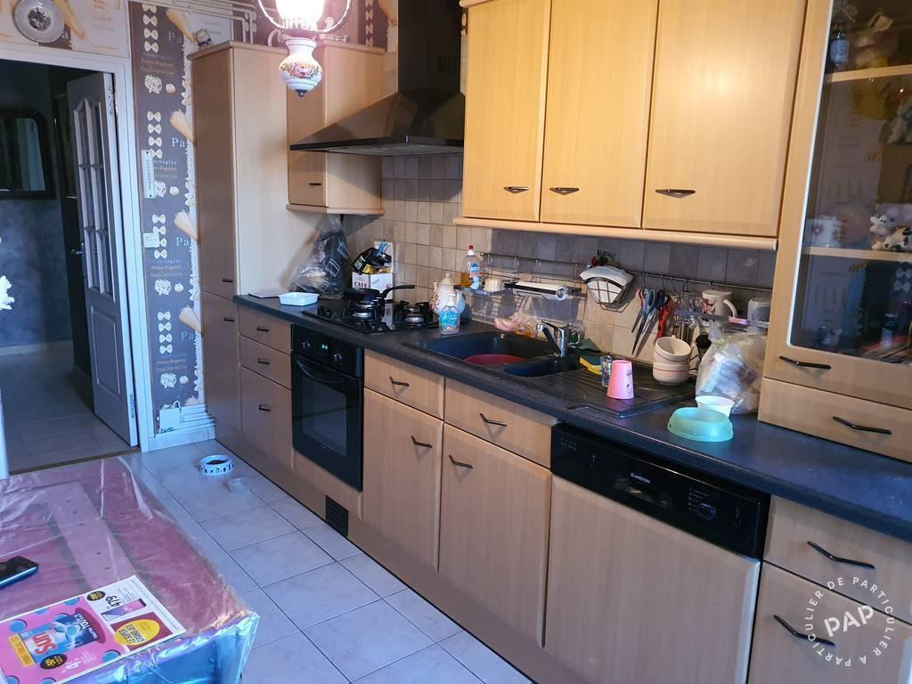 Vente immobilier 85.000€ Lunéville (54300)