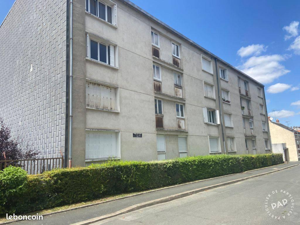 Immobilier Châteauroux (36000) 40.000€ 38m²