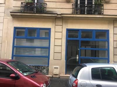 Bureaux, local professionnel Paris 17E (75017) - 67m² - 2.800€