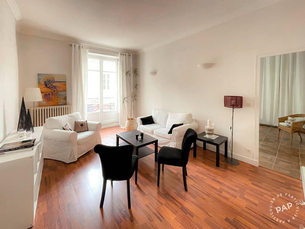 Vente Appartement Nantes (44000) 60m² 255.000€