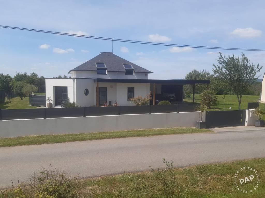 Vente maison 6 pièces Cléguérec (56480)