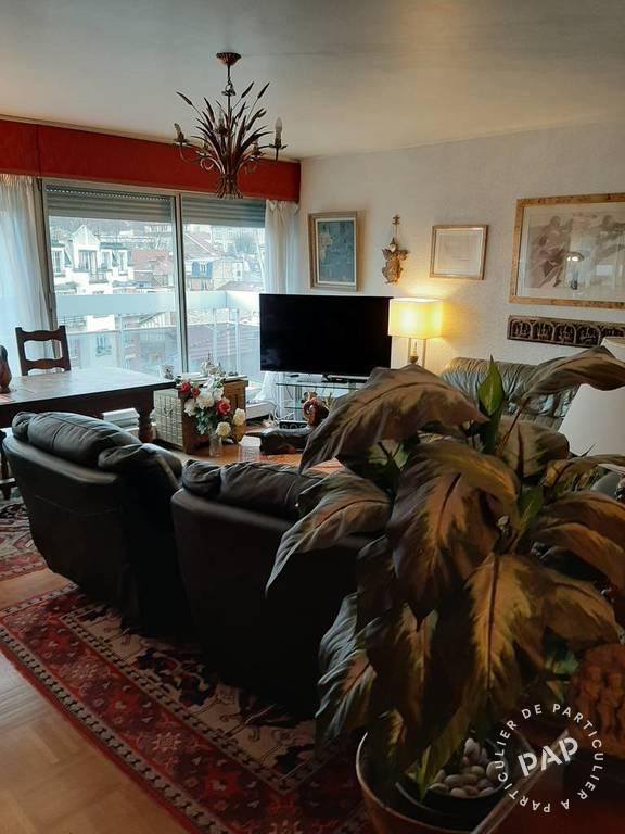 Vente Appartement Paris 19E (75019) 73m² 890.000€